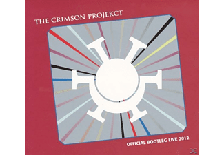 The Crimson Projekct - Official Bootleg Live 2012 - (CD)