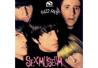Sex Museum - Fuzz Face [LP + Bonus-CD]