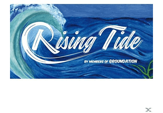 Rising Tide - Rising Tide-Created By Members Of Groundation - (CD)
