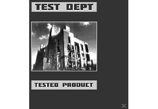 Test Dept. - Tested Product - (Vinyl)