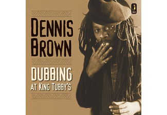Dennis Brown - Dubbing At King Tubby's [Vinyl]