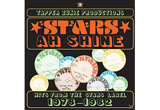 Tapper Zukie, Various - Stars Ah Shine: Hits From The Stars Label (1978-1982) - (Vinyl)