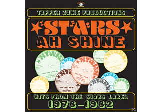 Tapper Zukie Productions, VARIOUS - Stars Ah Shine: Hits From The Stars Label (1978-1982) - (CD)