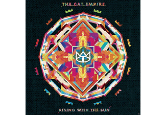 The Cat Empire - Rising With The Sun - (Vinyl)