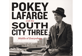 Pokey Lafarge & The South City Tree & South City T - Middle Of Everywhere - (CD)