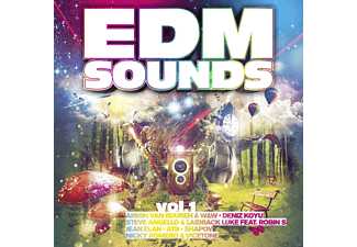 VARIOUS - Edm Sounds Vol.1 [CD]