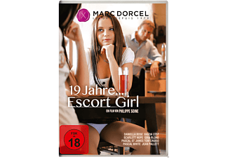 19 Years….Young Escort Girl - (DVD)
