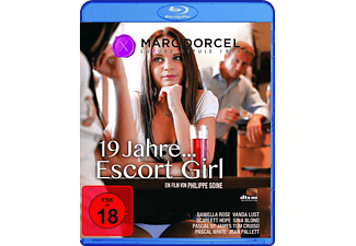 19 Years….Young Escort Girl [Blu-ray]
