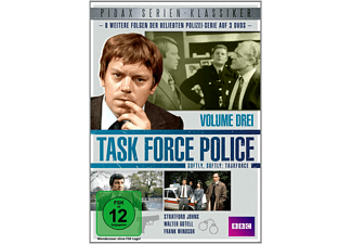 Task Force Police Vol. 3 - (DVD)