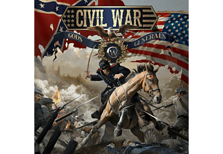 Civil War - Gods & Generals [CD]