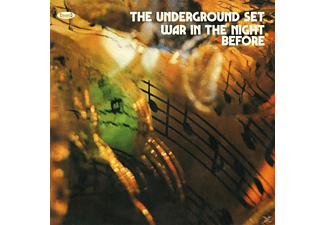 The Underground Set - War In The Night Before - (CD)