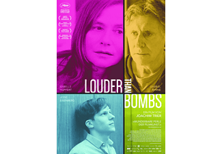 Louder Than Bombs - (Blu-ray)