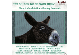Boodwin/Mancini/Crawford/Welk/Perretti/Faith/Dumon - More Animal Antics-Donkey Serenade - (CD)