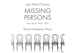 John Patrick Thomas - Missing Persons - (CD)