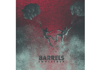 Barrels - Invisible (Lp + Cd + Downloadcode) - (LP + Download)