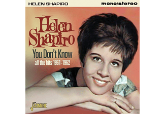 Helen Shapiro - You Don't Know (All The Hits 1961-1962) - (CD)