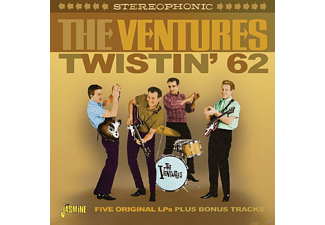 The Ventures - Twistin' 62 - (CD)