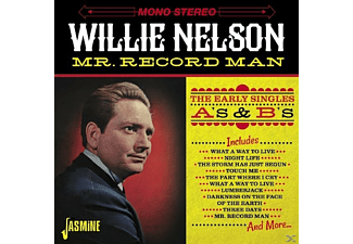 Willie Nelson - Mr. Record Man - (CD)