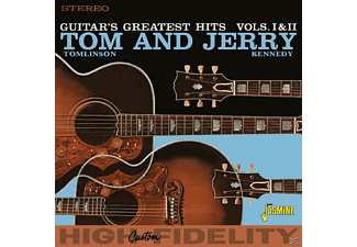 Tom & Jerry Kennedy Tomlinson - Guitar's Greatest Hits (Vols. 1 & 2) [CD]