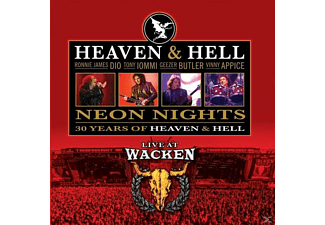 Heaven-hell - Live At Wacken (2009) (Weiss) [Vinyl]