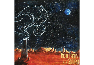 High Priests Of Saturn - Son Of Earth And Sky (Orange) - (Vinyl)