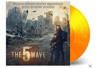 OST/VARIOUS - Fifth Wave (Henry Jackman)(Yellow F - (Vinyl)