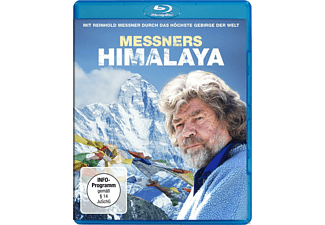 Messners Himalaya - (Blu-ray)