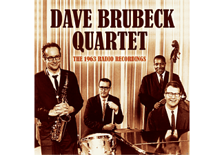 The Dave Brubeck Quartet - The 1963 Radio Recordings - (CD)