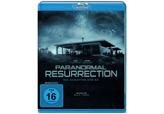 Paranormal Resurrection - Die Schatten der Ex - (Blu-ray)
