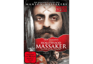 Hollywood Massaker - (DVD)