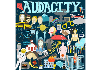 Audacity - Hyper Vessels [CD]