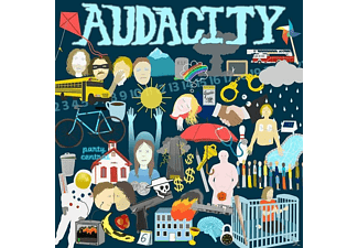 Audacity - Hyper Vessels(Limited Green Marble) - (Vinyl)