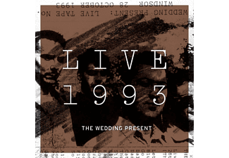 The Wedding Present - Live 1993 (2cd) [CD]