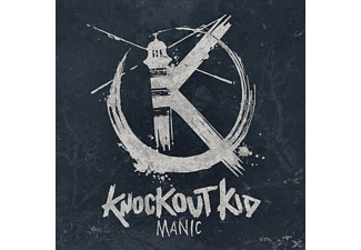 Knockout Kid - Manic - (CD)