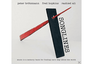 Brötzmann/Hopkins/Ali - Songlines - (CD)