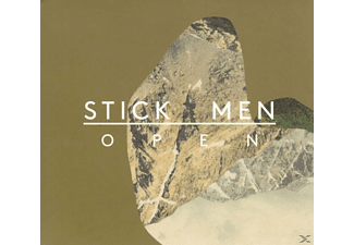 Stick Men - Open - (CD)