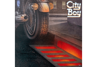 City Boy - The Day The Earth Caught - (CD)