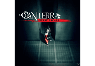 Canterra - First Escape - (CD)