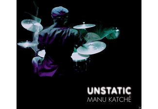 Manu Katché - Unstatic [CD]