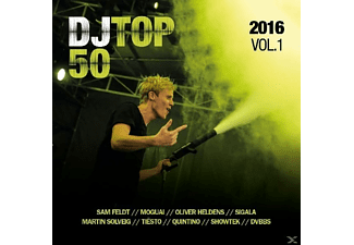 VARIOUS - Dj Top 50 2016 Vol.1 [CD]
