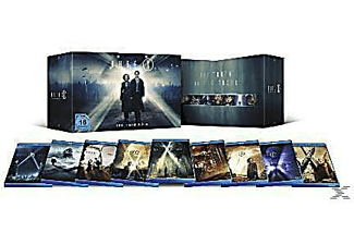 Akte X – Staffel 1-9 - (Blu-ray)