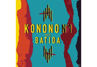 Konono No. 1 - Meets Batida [CD]