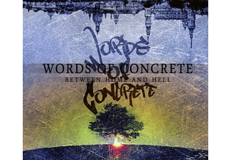 Words Of Concentrate - Between Home And Hell [CD]