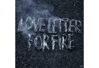 Beam,Sam & Hoop,Jessica - Love Letter For Fire [CD]