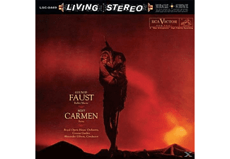 Royal Opera House Orchestra - Faust/ Carmen Suite - (CD)