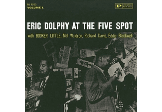 Eric Dolphy - Eric Dolphy At The Five Spot, Vol. 1 (Limited Edition) - (Vinyl)