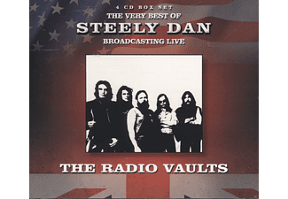 Steely Dan - Radio Vaults-Best Of Steely Dan Broadcast.Live - (CD)