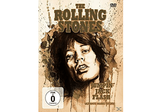Keith Richards, Rolling Stones, Mick Jagger - The Rolling Stones: Jumpin' Jack Flash - Ultimate Music Story - (DVD)
