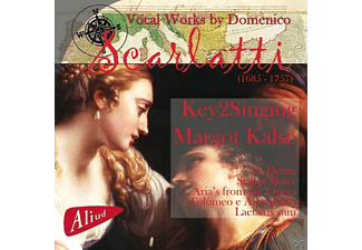 Keu2singing - Vocal Works - (CD)