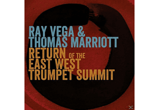 Ray Vega & Thomas Marriott - Return Of The East-West Trumpet Summit [CD]